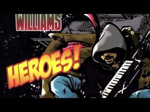 Gene Williams' Heroes! Promo