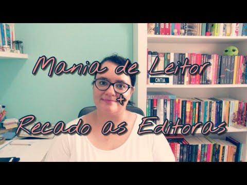 VAMOS CONVERSAR | MANIA DE LEITOR + RECADO AS EDITORAS | Ep. #03