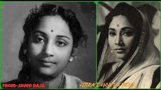 GEETA DUTT-Film-TAJ AUR TALWAR-1956-Thandi Thandi