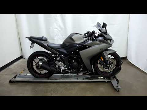 2016 Yamaha YZF-R3 in Eden Prairie, Minnesota - Video 1