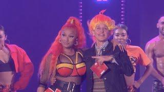 Nicki Minaj - FEFE (Live on The Ellen Show 2018) HD