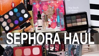 WHAT'S NEW AT SEPHORA HAUL