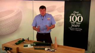 Record Power Carving By Numbers DVD Introduction