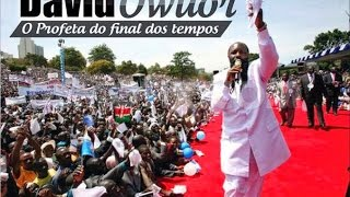 """I HAVE SEEN THE MESSIAH COMING FOR CHURCH!!!""- Prophet Dr.Owuor"