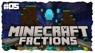 Minecraft Factions Ep. #5: Raiding a Trash Talker!