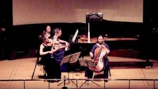 Lawson Trio: Schumann Trio in G minor (2nd Movement)