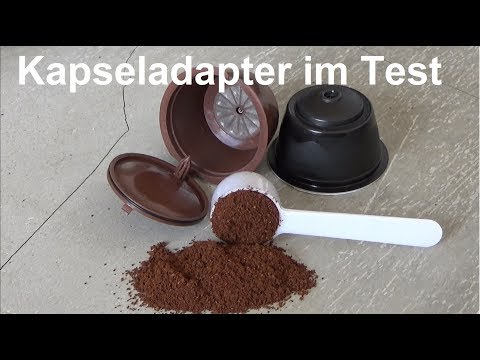 Kapseladapter für Dolce Gusto im Test Adapter für Kapseln für die Dolce Gusto