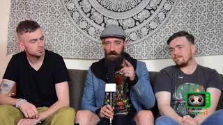 Irish Comedians Jack Hourigan and Chris Mc Shane Full interview | The Labtv Ireland