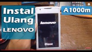 how to flash lenovo a1000 smartphone - मुफ्त