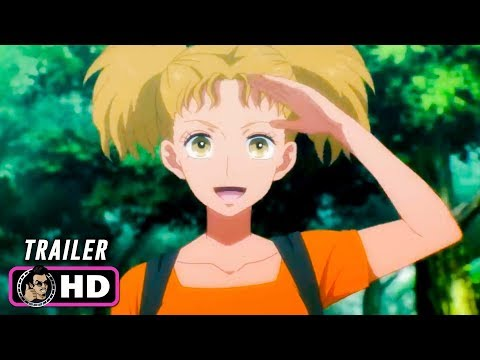 7 SEEDS Trailer (2019) Anime