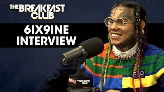 Download Video Tekashi 6ix9ine Explains Why He Fired His Team, Recent Shooting & New Album MP3 3GP MP4
