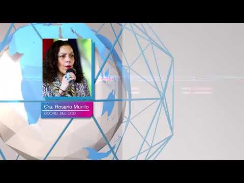 Compañera Rosario Murillo: Trabajar es mover todos los motivos y todas las virtudes para seguir venciendo