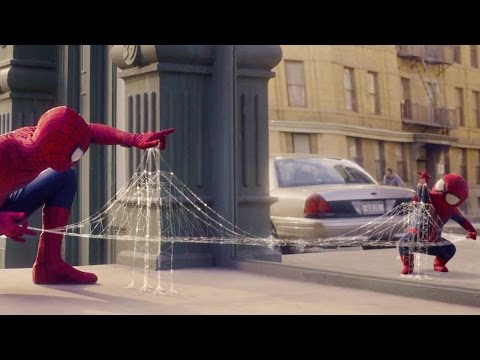 THE AMAZING SPIDER-MAN 3: Evian Baby & me 2 Official Spot [HD].