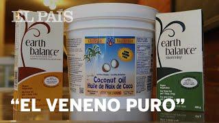 """Una profesora de Harvard enciende el debate sobre el aceite de coco al calificarlo de """"veneno puro"""""""
