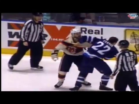 Mike Liambas vs. Darren Kramer