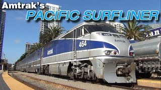 Amtrak's Pacific Surfliner: Los Angeles to San Diego