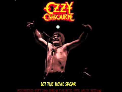 Symptom of the Universe - Ozzy Osbourne