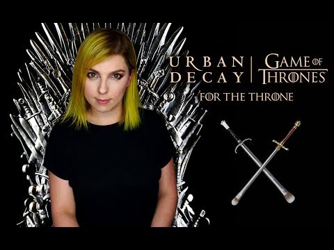 Mega Recenze Game Of Thrones Makeupu | 13 produktů a 7 looků