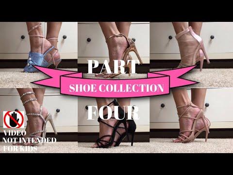 SHOE ADDICTION: My Epic Shoe Collection Part 4