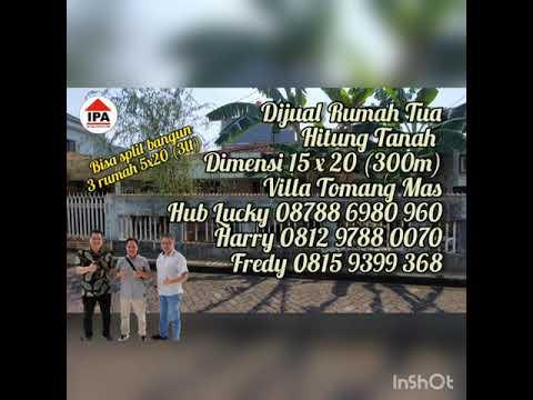 Rumah Dijual Duri Kepa, Jakarta Barat 11510 CKK2D109 www.ipagen.com