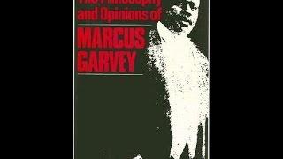 Philosophy & Opinions of  Marcus Garvey 1923 (audio book pt1)