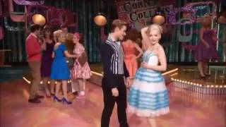 Dove Cameron And Garrett Clayton Kiss In Hairspray Live