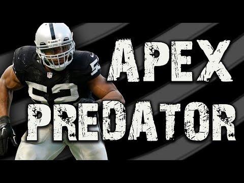 The Film Room Ep. 40: Khalil Mack - The NFL's Apex Predator