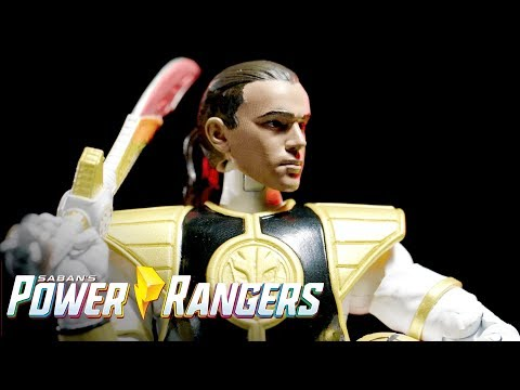 Creating the White Ranger Action Figure: BTS | Power Rangers: Lightning Collection