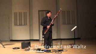 Paul Hanson Solo Bassoon Show Demo