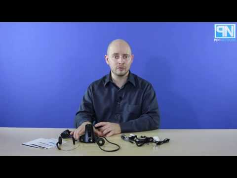 VXi V200 Wireless Desk Phone and PC Headset – Unboxing – Poc Network