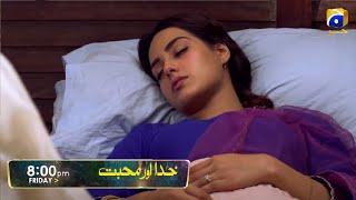 Khuda Aur Mohabbat Episode 26 Promo   Khuda aur Muhabbat Promo 26   Khuda Aur Muhabbat Promo