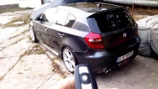 BMW E87 AcSchnitzer 120d 200CP Prezentare