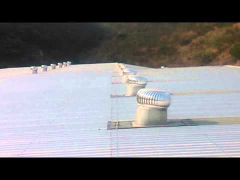 Roof Top Extractor