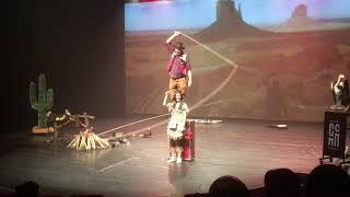 Franktastico - Cow Boy Comedy Show video preview