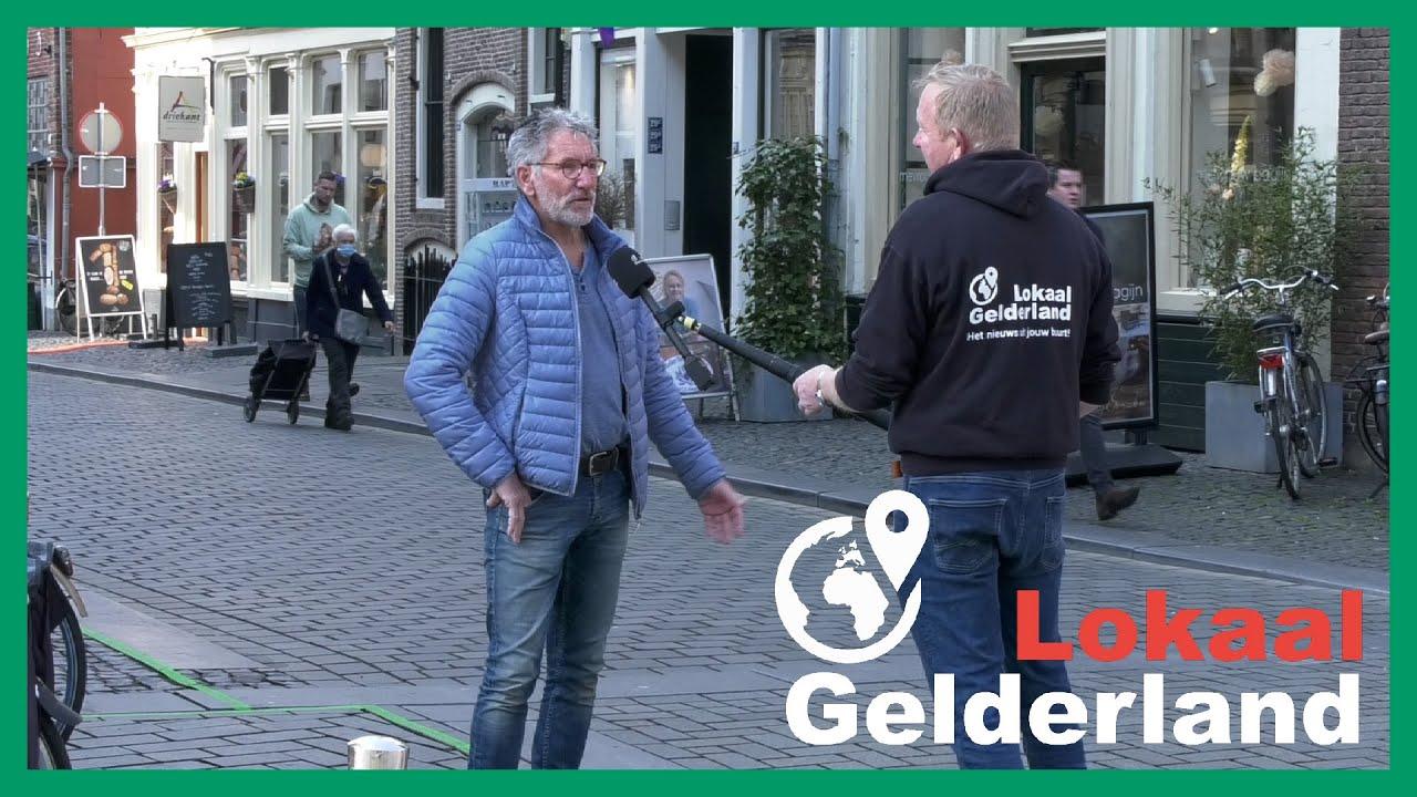 Zit Zutphen te wachten op een vuurwerkshow?