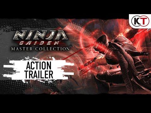 Trailer de Ninja Gaiden Master Collection