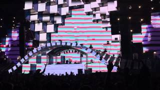 Alesso - In My Blood @Live at Electric Love 2015