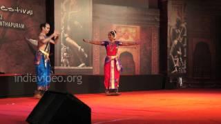 Jai Kishore Mosalikanti and Padmavani  - Kuchipudi performance