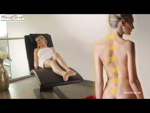 Saunaliege Infraworld Wellness mit Infrarot kaufen
