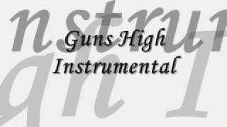 Guns High Instrumental