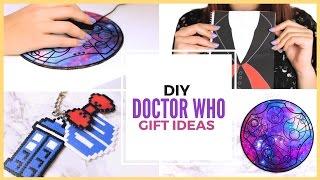 DIY Doctor Who Fandom Gift Ideas | Doctor Who DIY Projects & Crafts | Fandom DIY Gifts
