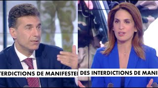 """Alexandre del Valle sur CNEWS """"Les juges laxistes qui libèrent les djihadistes sont responsable"""