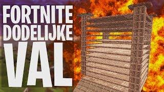 *HEAVY SNIPER* DEATH DROP #3 MINI-GAME  - Fortnite: Battle Royale PLAYGROUND (Nederlands)