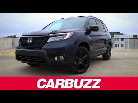 2020 Honda Passport Test Drive Review: Big, Bad, And Bold