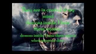 Dark Funeral - 666 Voices Inside ( Lyrics )