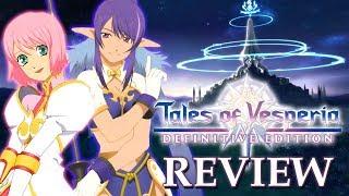 Tales of Vesperia Definitive Edition || JRPGFanatic's Review