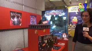 Neuheiten – SCHMIDT SPIELE – Spielwarenmesse 2020 in Nürnberg (Spiel doch mal…!) Standrundgang