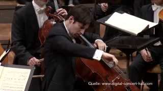 Daniel Müller-Schott, Berliner Philharmoniker unter Alan Gilbert: Dvořák Cello Concerto