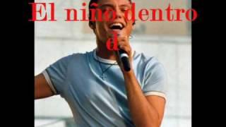 Tiziano Ferro 'Il bimbo dentro' (traduccion español)