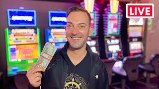 🔴 LIVE High Limit Slots 🎰 Agua Caliente Casino